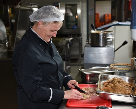 Warme keuken campus Sint-Jozef