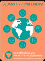 Internationale dag van het vrijwilligerswerk